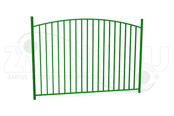 Забор металлический ОЗ-9 превью