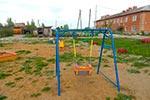 Фото 1 качелей детских «Малыш», превью