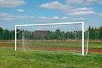 Фото 2 футбольных ворот превью