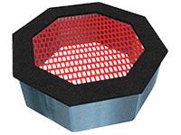 3602)Батут уличный «Восьмиугольник»