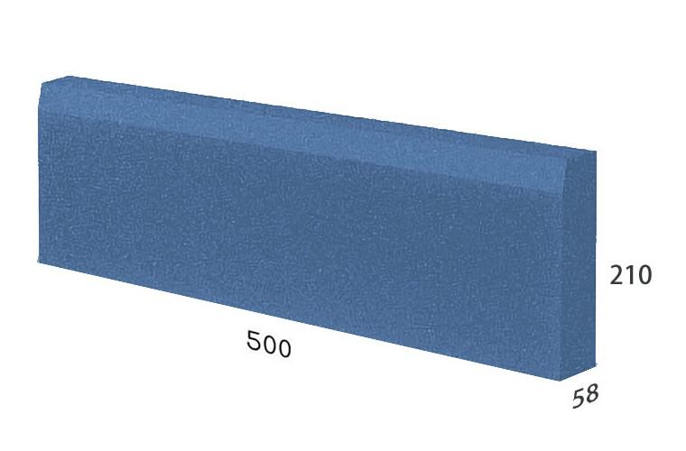 3516)RUBBLEX бордюр