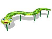 3287)Бум детский «Забавный змей»