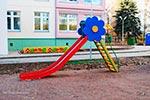 Фото 3 детской горки «Василек» превью