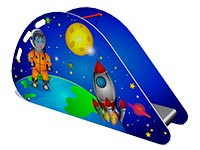 3662)Детская горка «Космос»