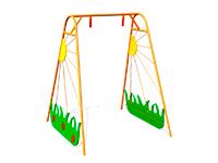 46)Детские качели «Луг»
