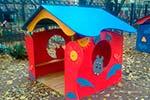 Фото 1 детского игрового домика «Бегемотик» превью