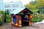Фото 2 детского домика «Бегемотик» превью