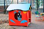 Фото 3 игрового домика «Бегемотик» превью