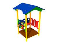 3300)Детский игровой домик «Беседка»