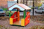 Фото 3 детского домика «Гном» превью