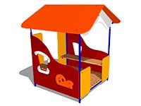96)Детский игровой домик «Гном»