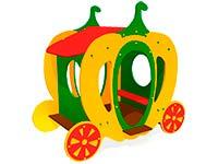 3294)Детский игровой домик «Карета»