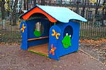 Фото 1 детского игрового домика «Лягушка» превью