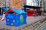 Фото 3 детского игрового домика «Лягушка» превью
