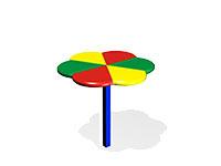 257)Детский столик «Цветик»