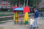 Фото 1 детского столика с навесом «Грибник» превью