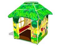3583)Детский игровой домик «Саванна У1»