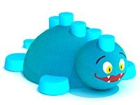 3430)Фигура из резиновой крошки «Рептилия»