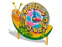 98)Игровая панель «Часы-Улитка»