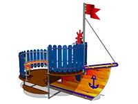 91)Игровой макет «Мореплаватель»