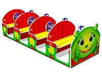 3656)Игровой макет «Машинка Гусеничка»