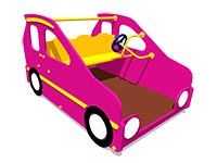 Игровой макет «Машинка Мини»