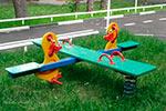 Фото 1 качалки-балансир «Утята» эскиз