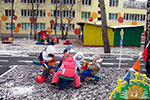 Фото 3 Дети на качалке-балансире «Утята» превью