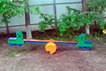 Фото 2 качалки-балансира «Водитель» эскиз