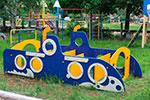 Фото 1 лабиринта детского «Подводная лодка» превью