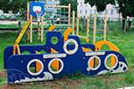 Фото 2 лабиринта детского «Подводная лодка» превью