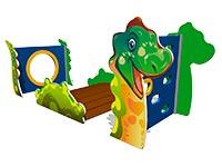 69)Лаз «Стегозавр»