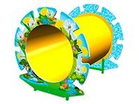 81)Лаз «Труба-Одуванчик»
