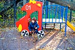 Фото 1 Макета-комплекса «Пожарный» эскиз
