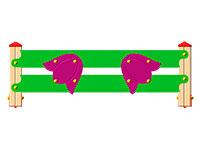 3370)Ограждение детской площадки «Колокольчик»