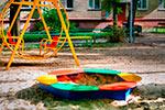 Фото 2 детской песочницы «Ромашка» превью
