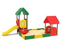 3422)Песочный дворик ППД-021
