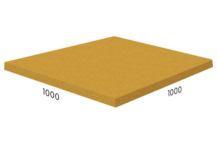 3534)RUBBLEX Roof 1000x1000