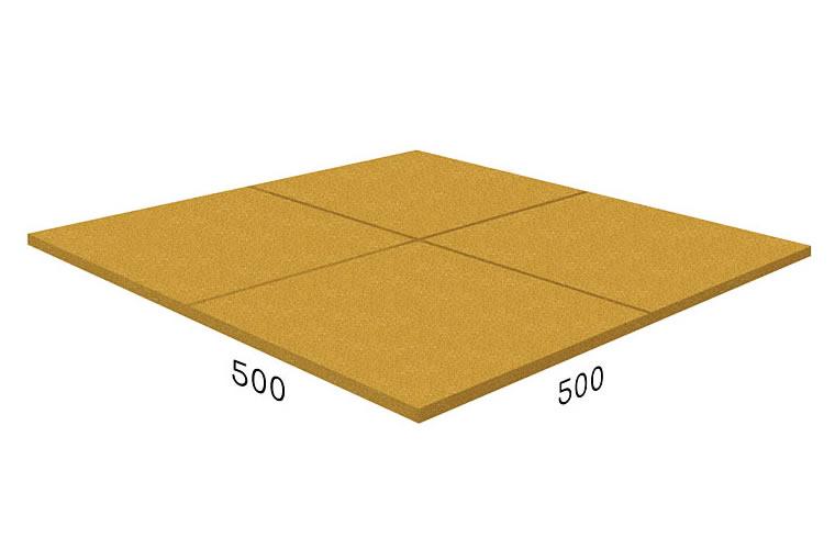 3533)RUBBLEX Roof 500x500