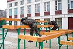 Фото 2 препятствия «Разрушенная лестница» превью
