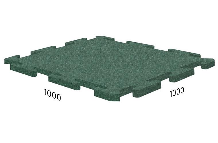 3530)RUBBLEX Pool Puzzle 1000x1000