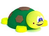 3431)Уличная резиновая фигура для детских площадок «Черепашка»
