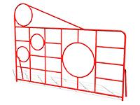 180)Шведская стенка «Карлсон»