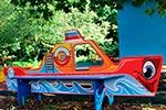 Фотография 2 скамейки детской «Катерок У1», превью