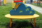 Фото 1 скамейки детской «Ночь» превью