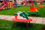 Фото 1 скамейки детской «Желудь» эскиз