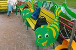 Эскиз фото 1 скамейки детской «Рыбка»