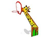 3358)Стойка баскетбольная детская «Жираф»