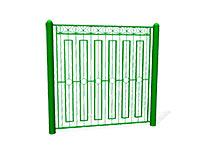 376)Забор металлический ОЗ-21