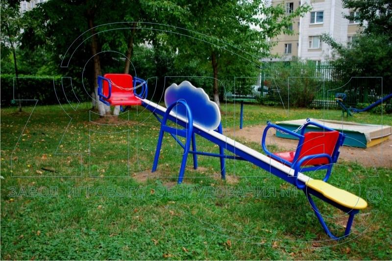 Качалка-балансир для детей с ограниченными возможностями